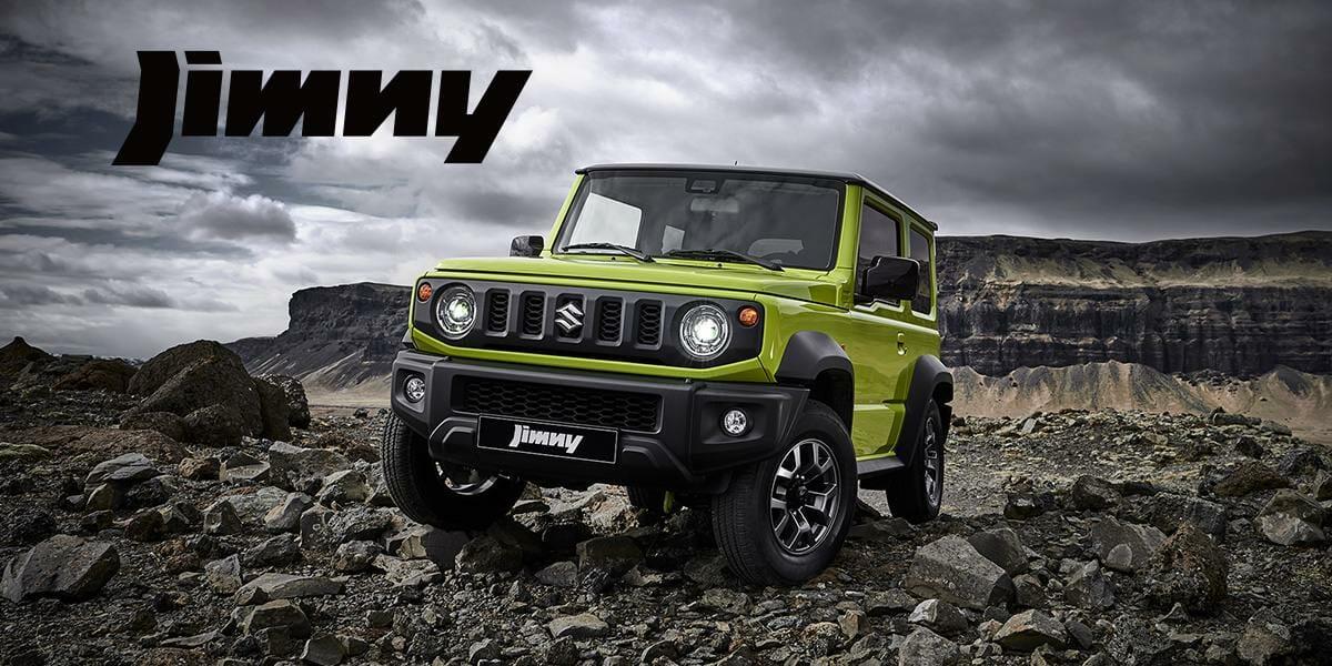Suzuki Jimny poster