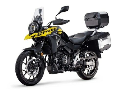 Suzuki Vstrom 250