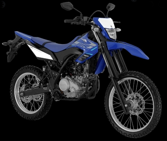Yamaha WR 155R Front