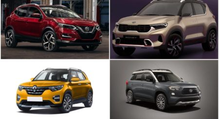 Upcoming Sub-4 metre SUVs In India