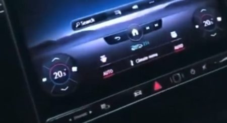 2021 Mercedes Benz S-Class Interior Video Leaked Ahead Of International Debut