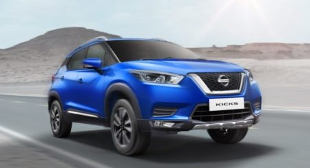 2020 Nissan Kicks BS6
