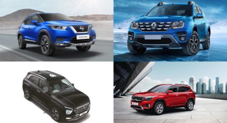 2020 Nissan Kicks vs Rivals