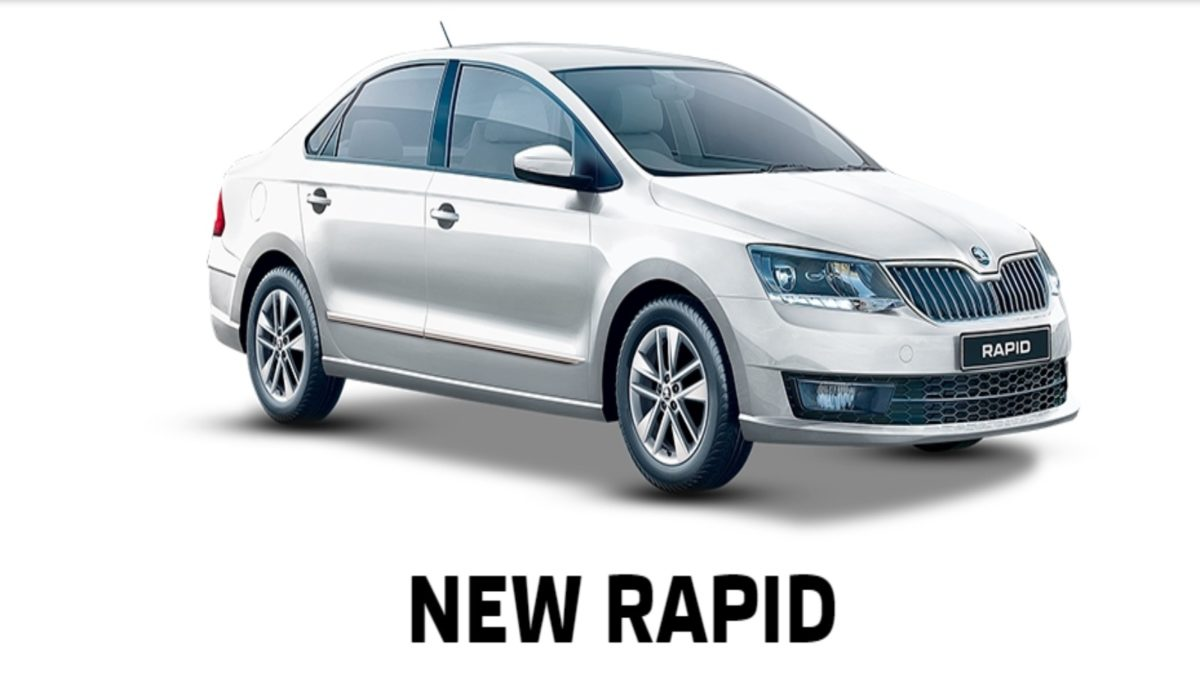 2020 Skoda Rapid TSI Launched
