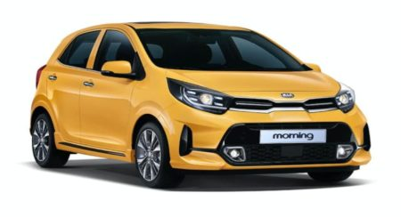 The Facelifted Kia Picanto Is A Hyundai Grand i10 NIOS Underneath