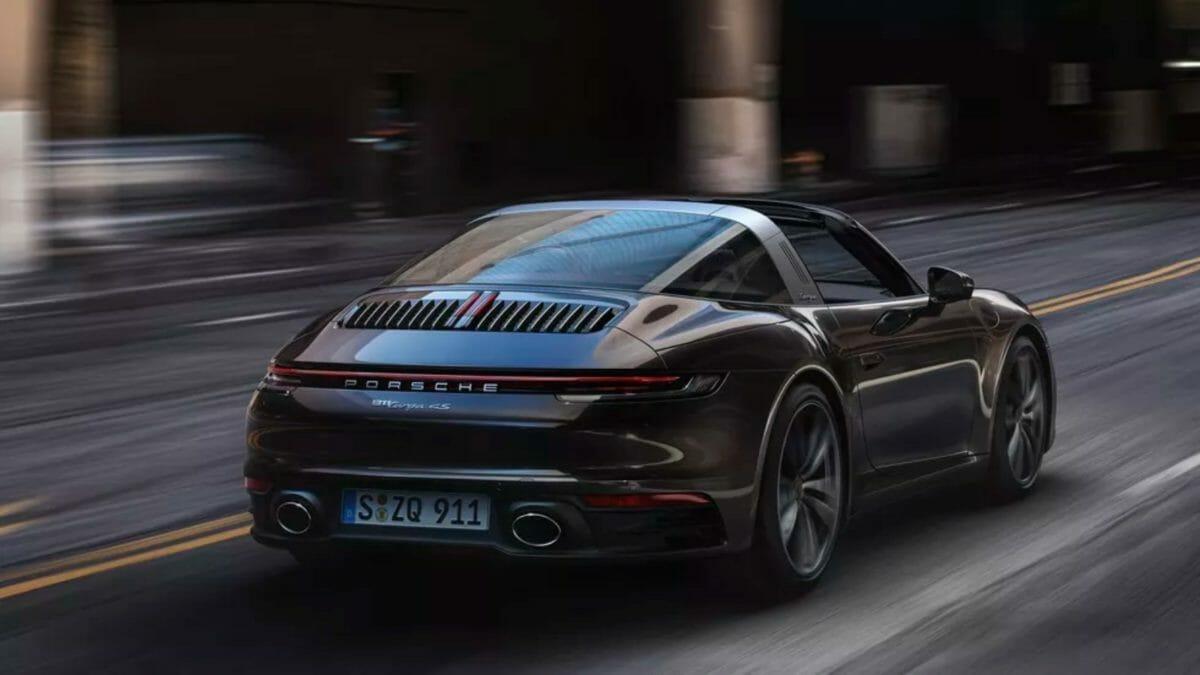 2021 Porsche 911 Targa (1)