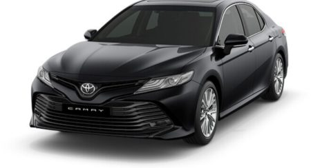 BS6 Toyota Camry