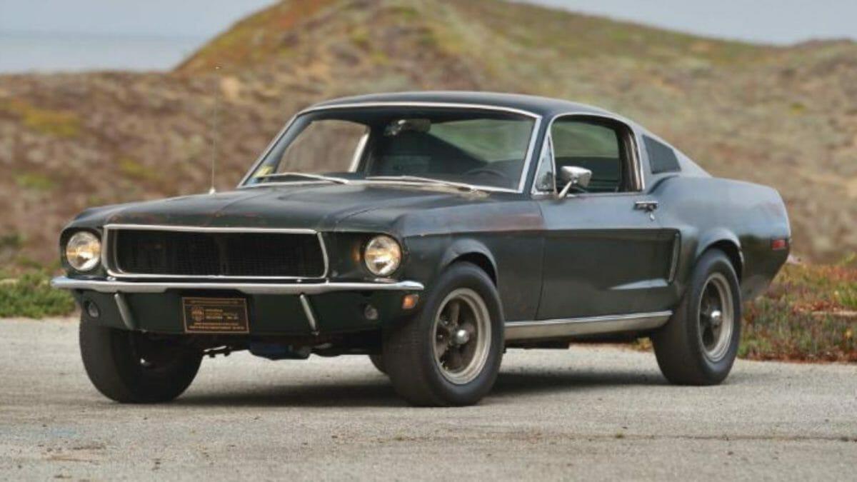 Bullitt Mustang 1969