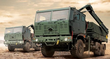 Tata Motors' Defence Monster Blows All Other 6x6s To Smithereens