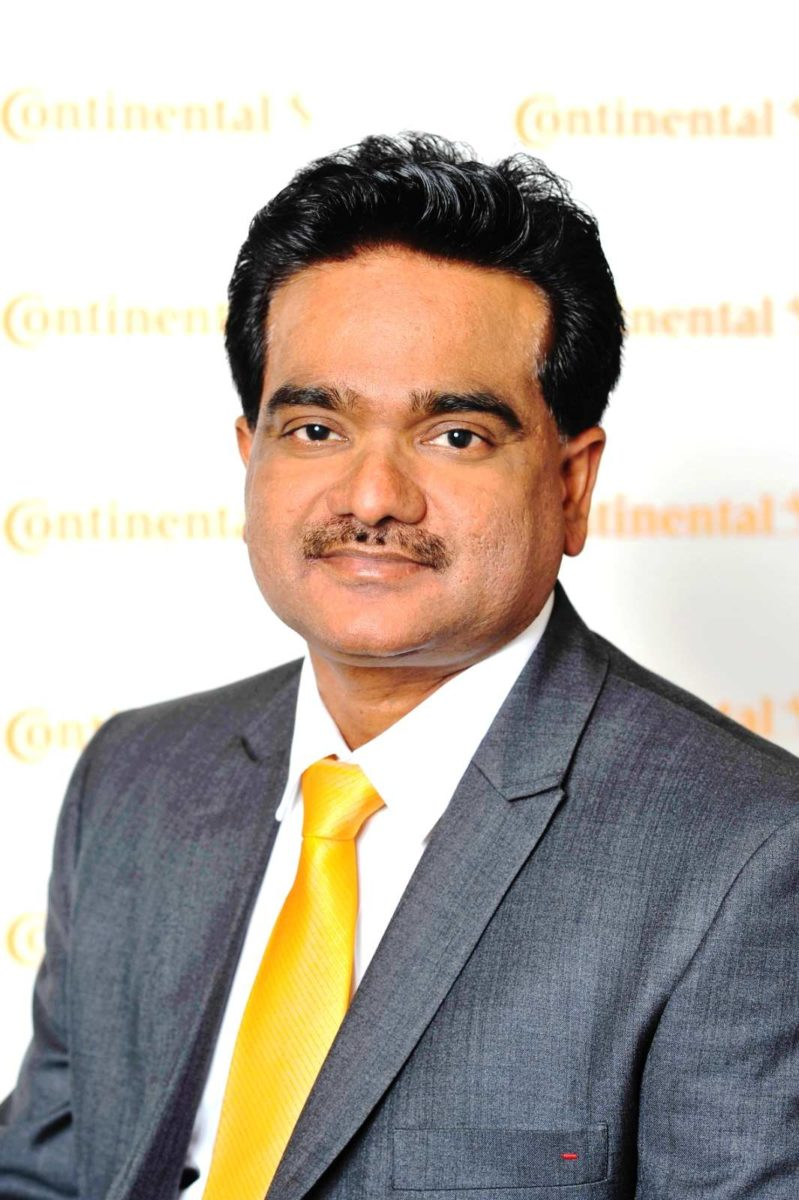 Harikrishna Khandavalli, Head of Engineering, Connected Car Networking business Unit, Continental Automotive India