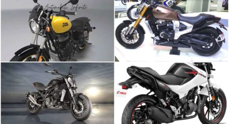 Highly Anticipated bikes