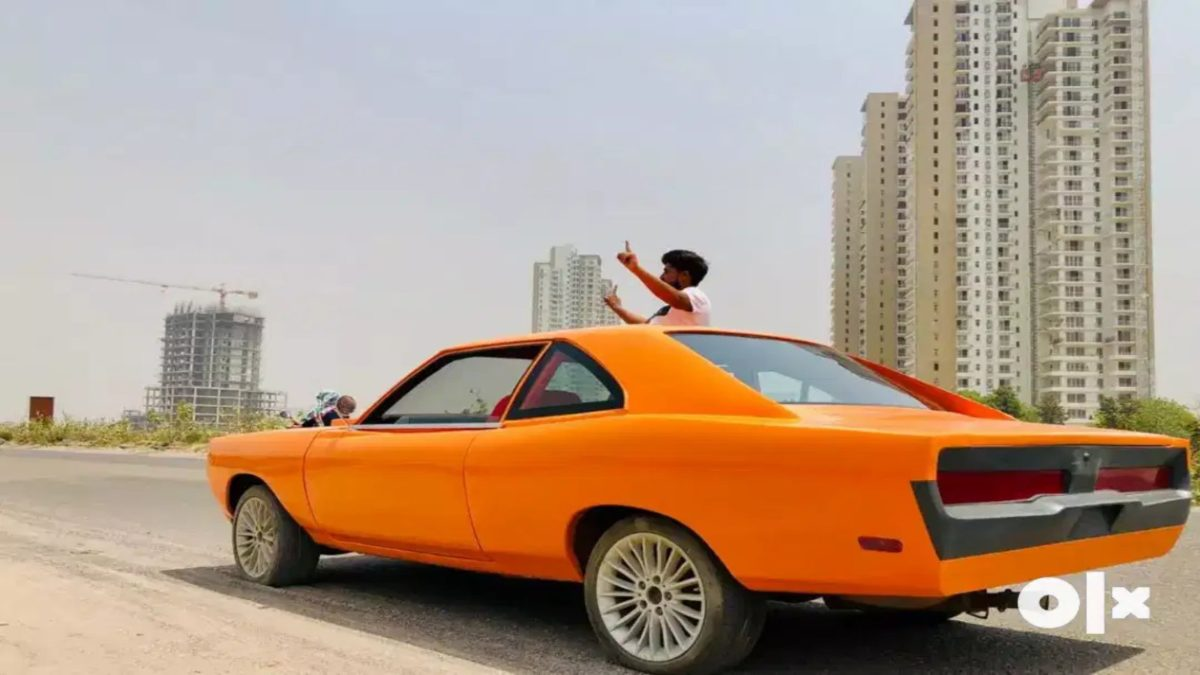 Hindustan Contessa Modified Charger (1)