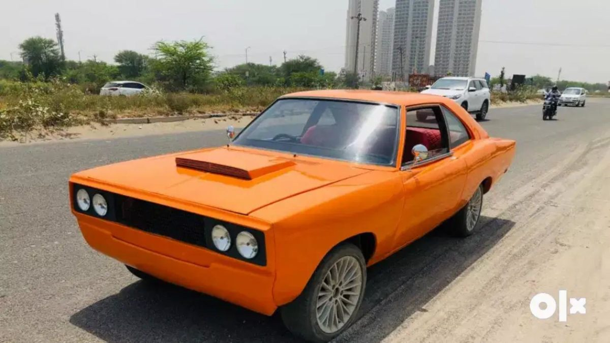 Hindustan Contessa Modified Charger