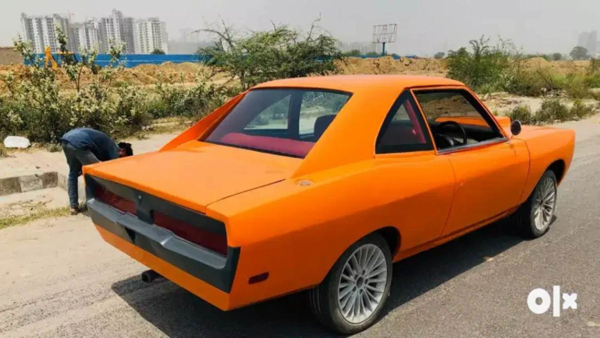 Hindustan Contessa Modified Charger (2)