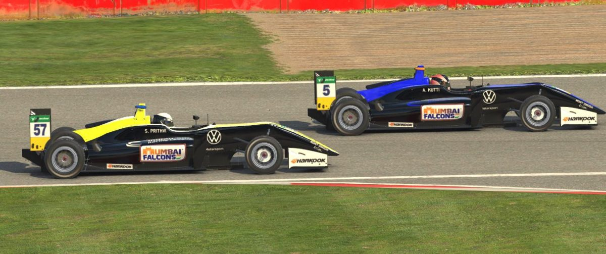 Indian Sim Racing League (2)
