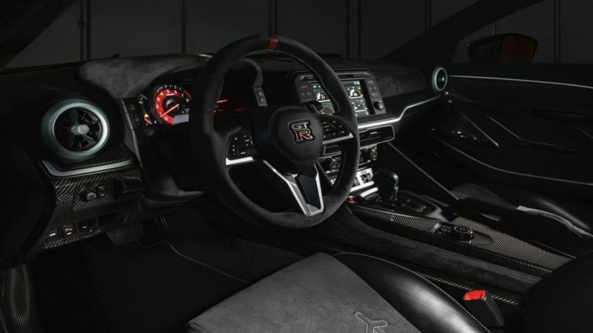 Italdesign Nissan GT R50 2