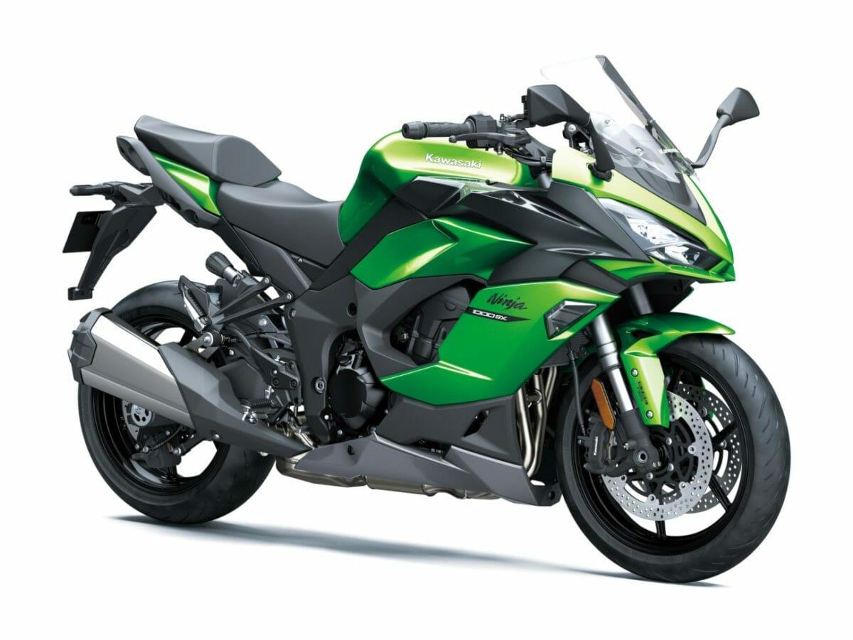 Kawasaki Ninja 1000SX (1)