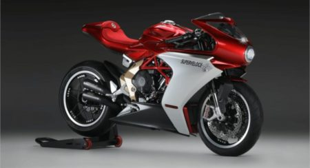 MV Agusta Superveloce 800 Serie Oro Finally Enters Production!