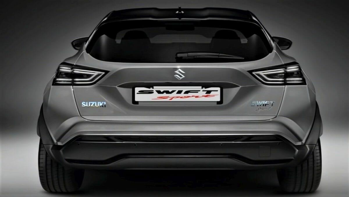 Maruti Suzuki Swift Sport India Render