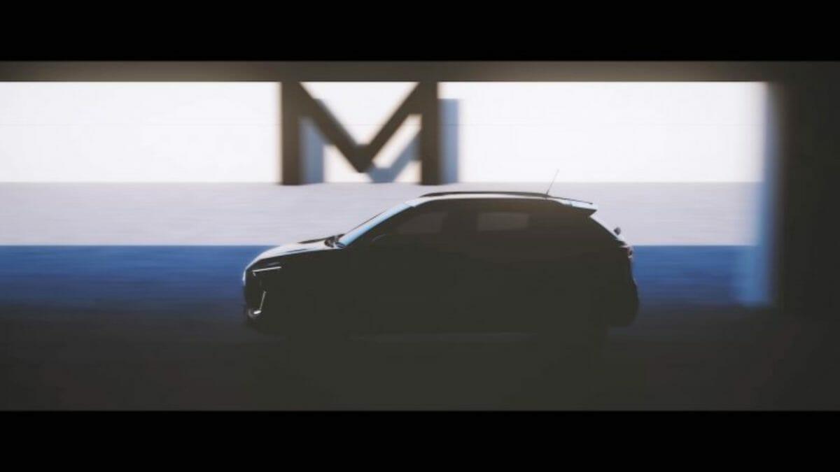 Nissan Magnite Teased 1