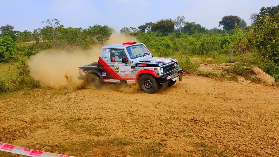 Rally spec Maruti Gypsy (13)