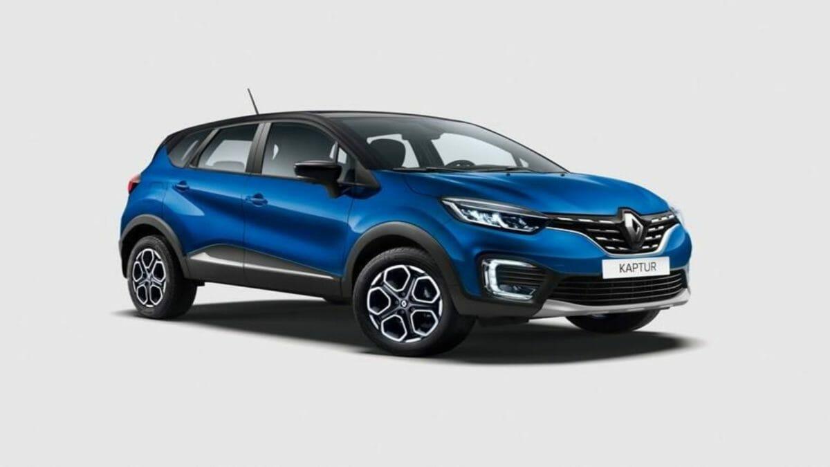 Renault Kaptur exterior
