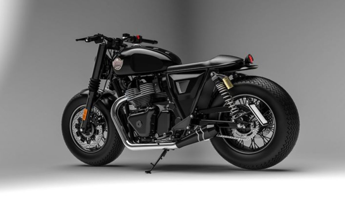 Neev Motorcycles Tamraj Is A Royal Enfield 650 With Loads Of Attitude Motoroids