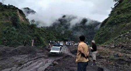 Tata Sumo Off Road