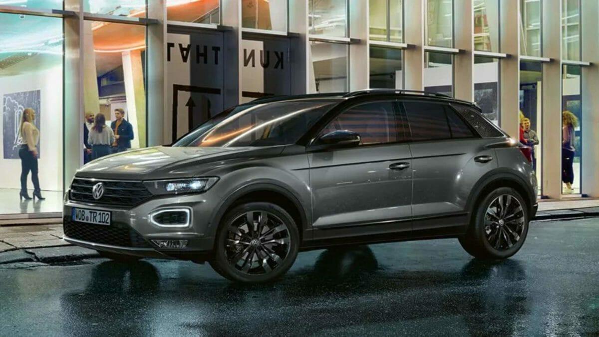 Volkswagen TRoc Black edition