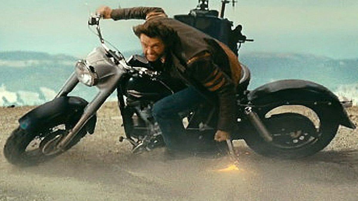 Wolverine Harley