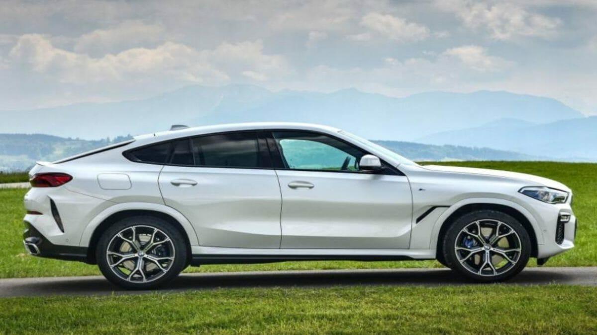 2020 BMW X6 side (1)