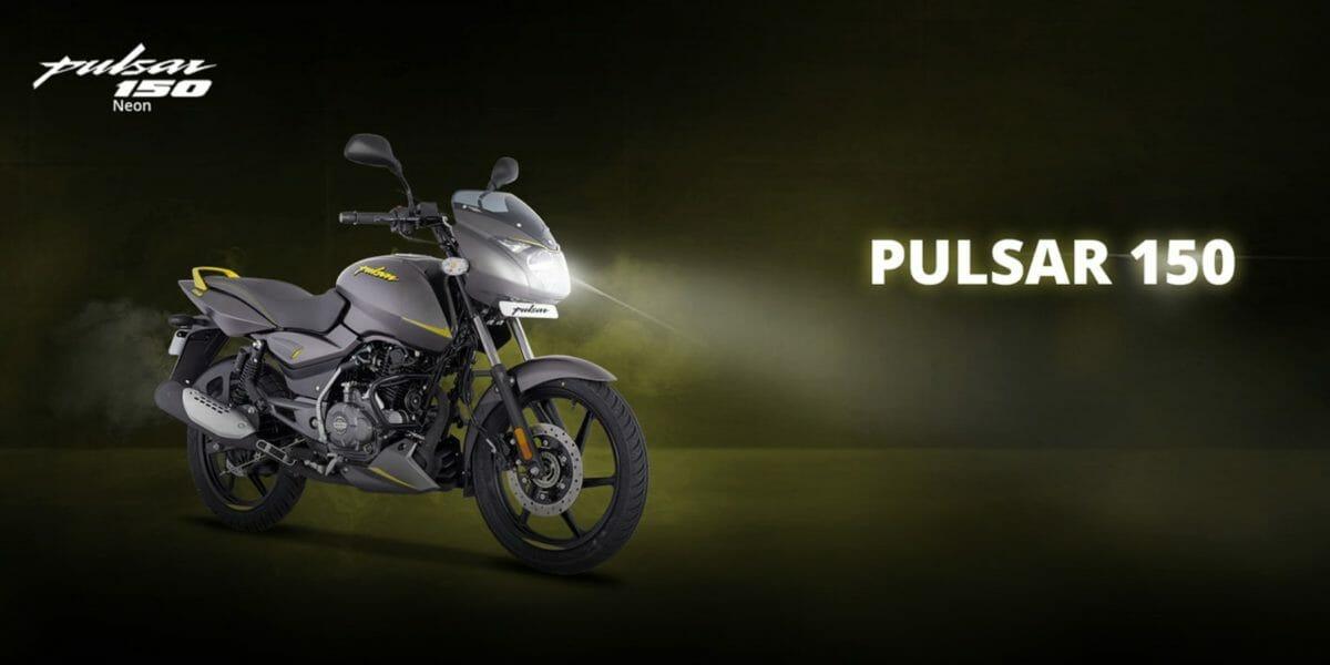2020 Bajaj Pulsar 150 Neon