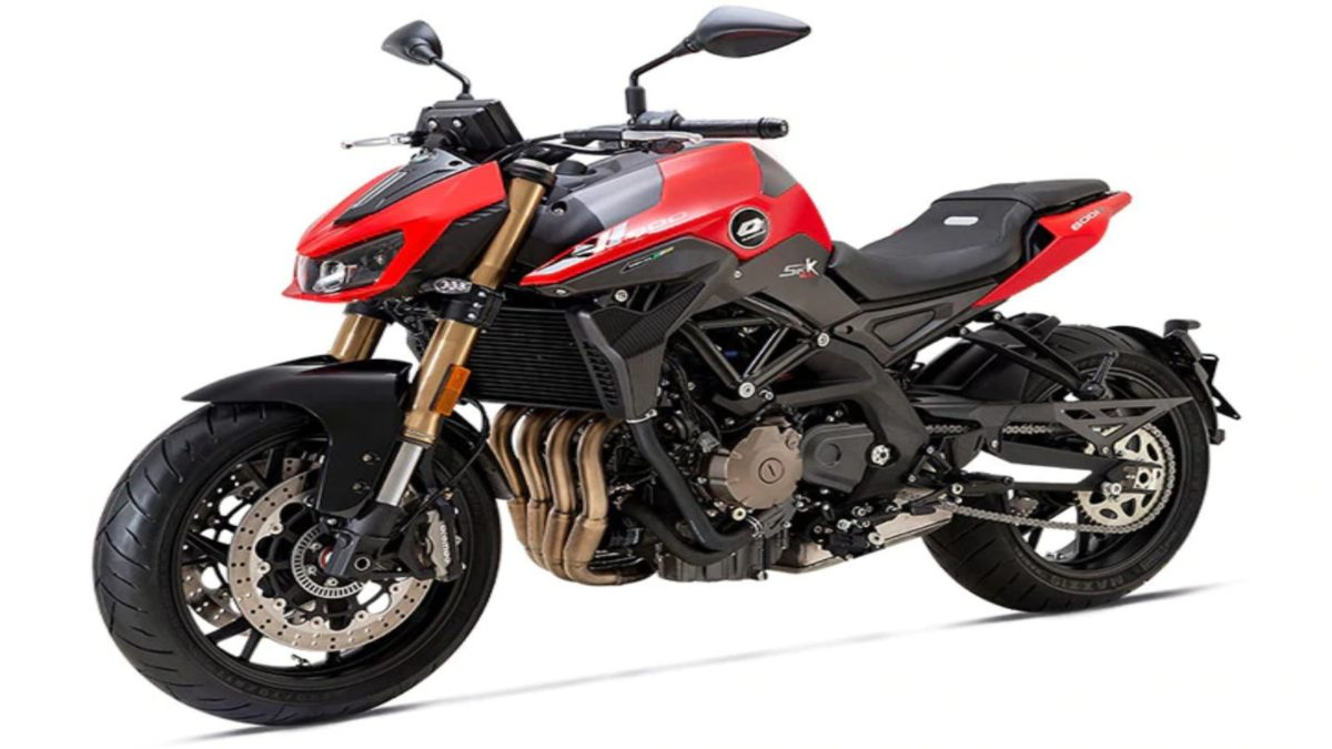 2020 benelli SRK600 QJ