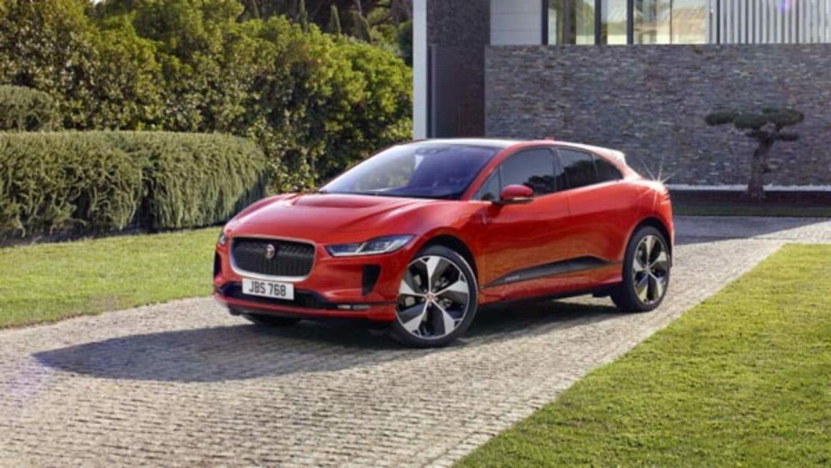 2021 Jaguar I Pace 1