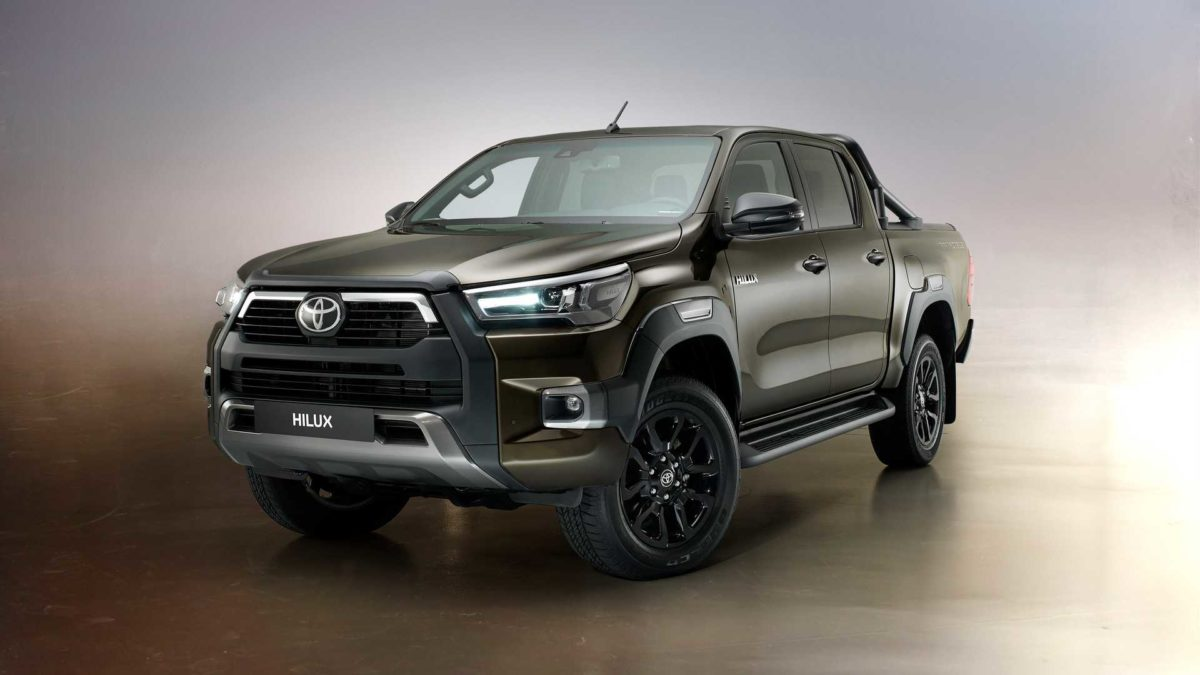 2021 toyota hilux invincible grade—europe
