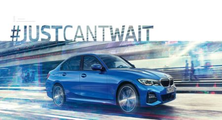 BMW JustcantWait Campaign 1