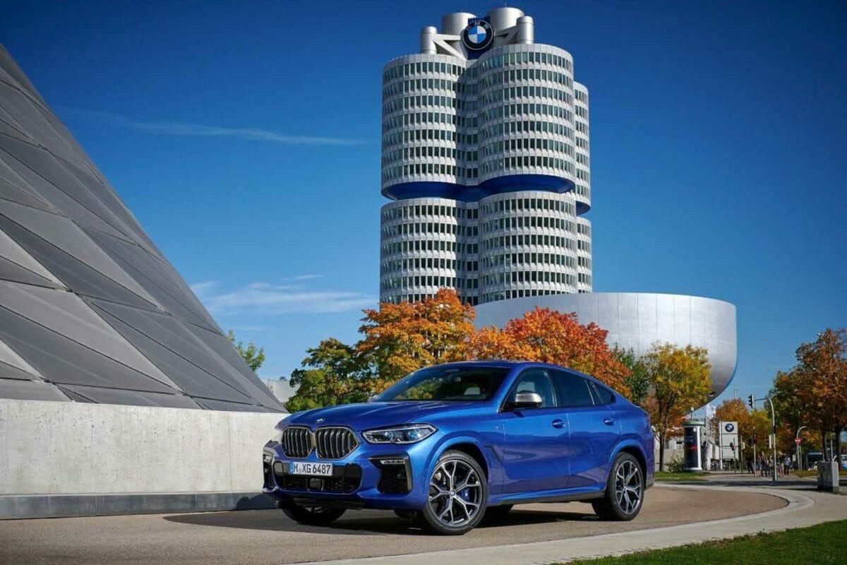 BMW X6 2020 1