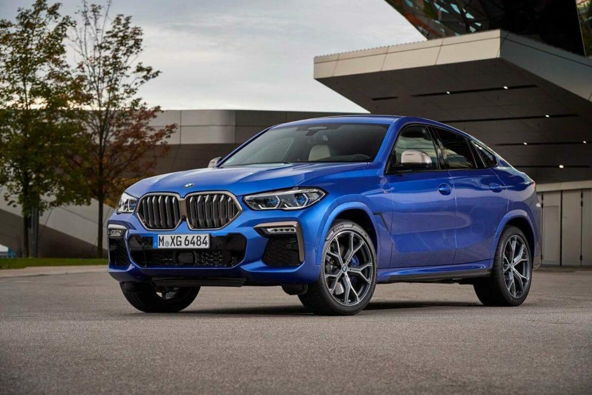 BMW X6 2020 2