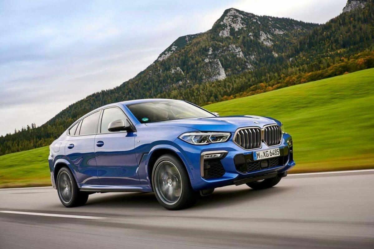 BMW X6 2020 3