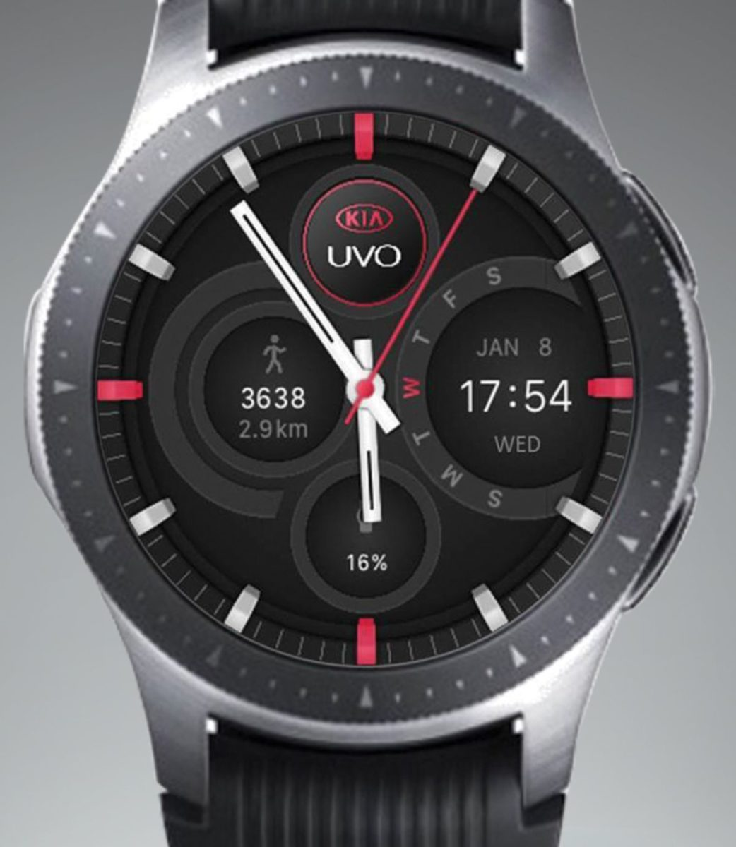 Connect your Kia Seltos with your smartwatch (1)