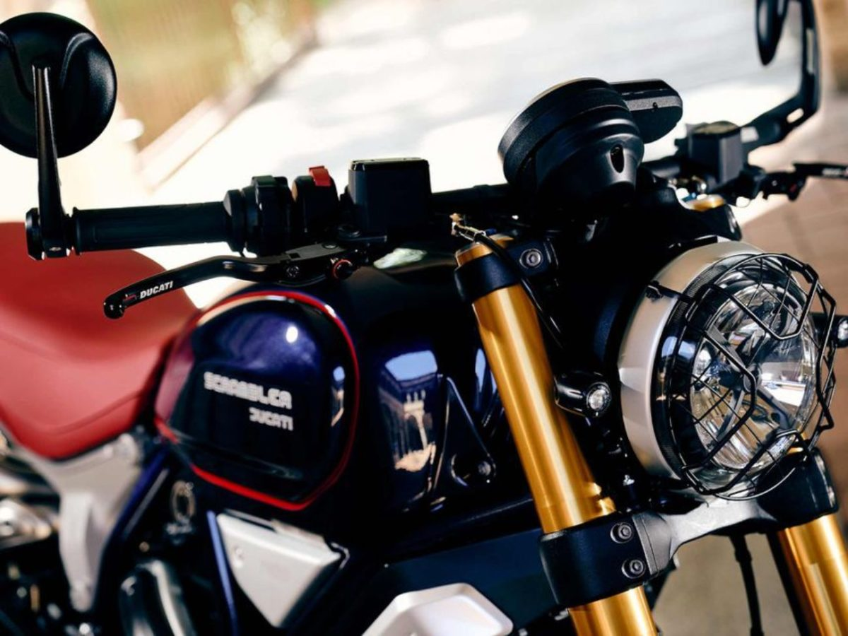 Ducati Scrambler Club Italia 1