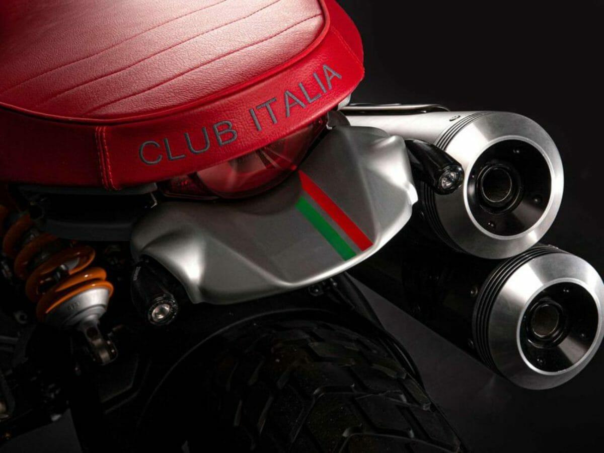 Ducati Scrambler Club Italia 2