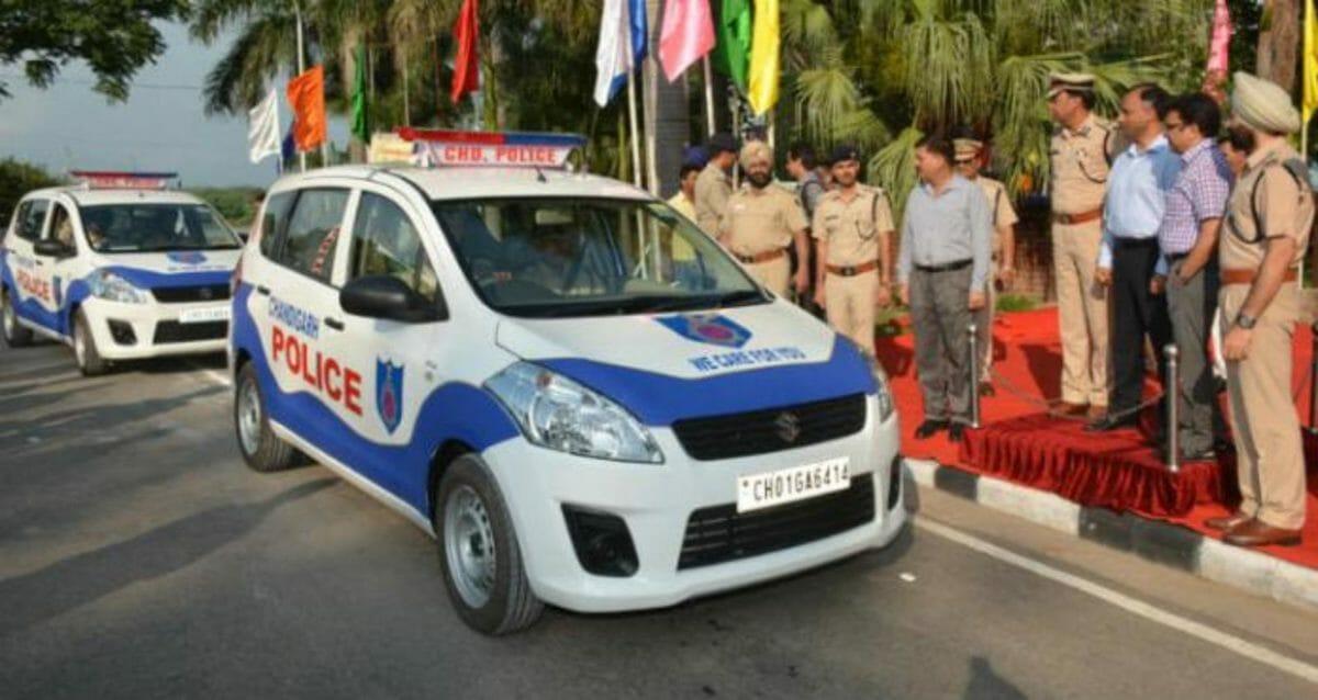Ertiga Police