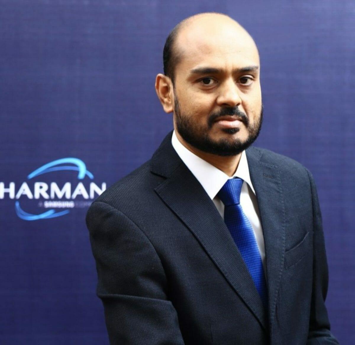 Harman Vice President