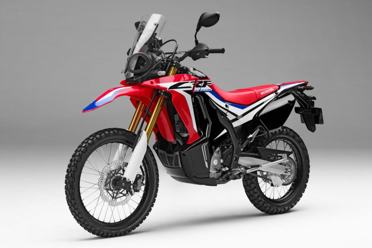 Honda CRF250L Rally 2