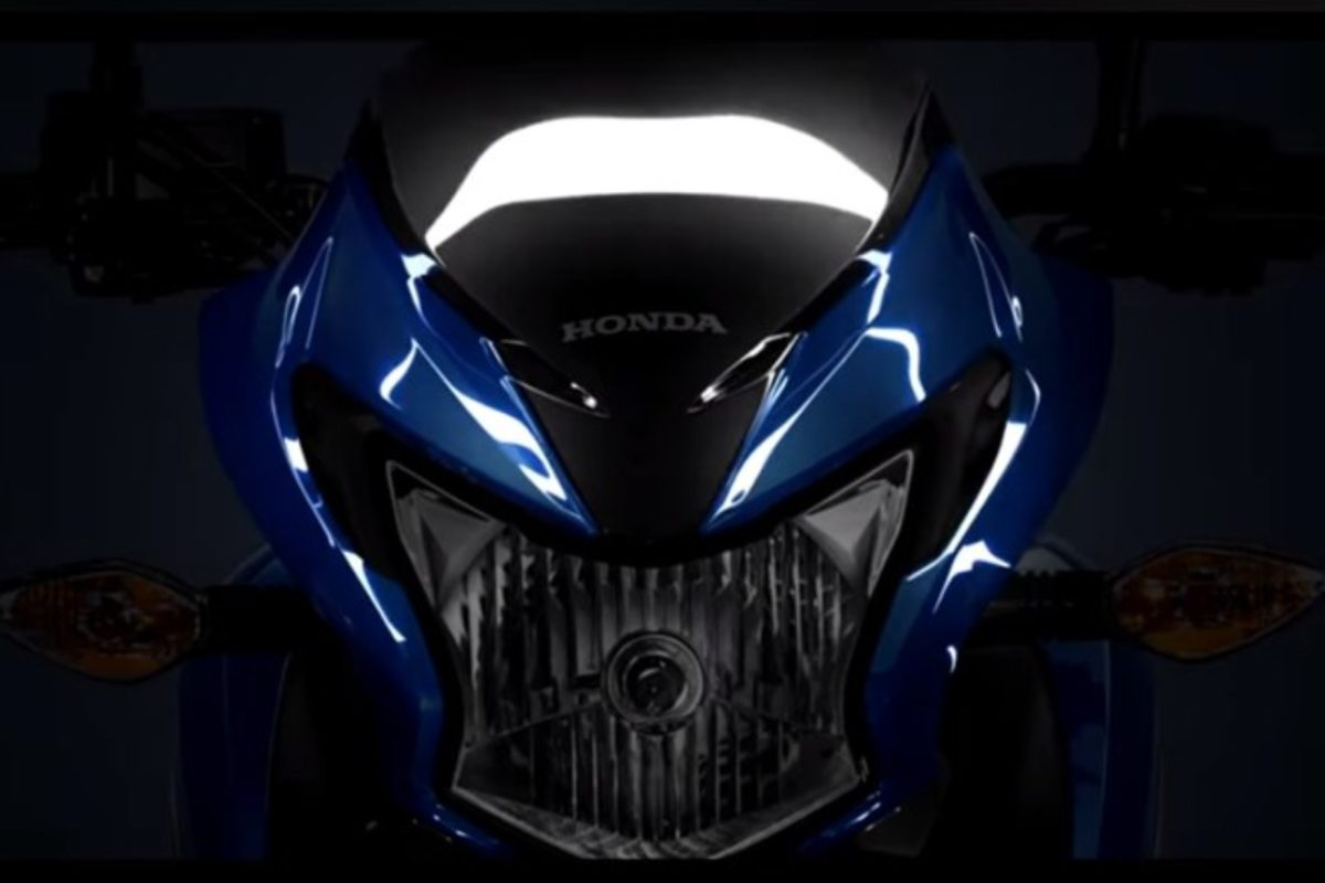 Honda Livo Teased
