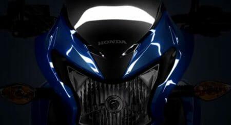 Honda Livo Teased