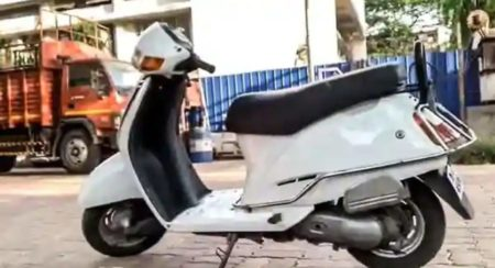 Homemade Electric Honda Activa Can Attain A Top Speed of 65 kmph