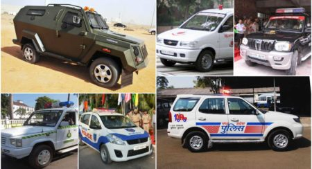 Indian-Police-cars