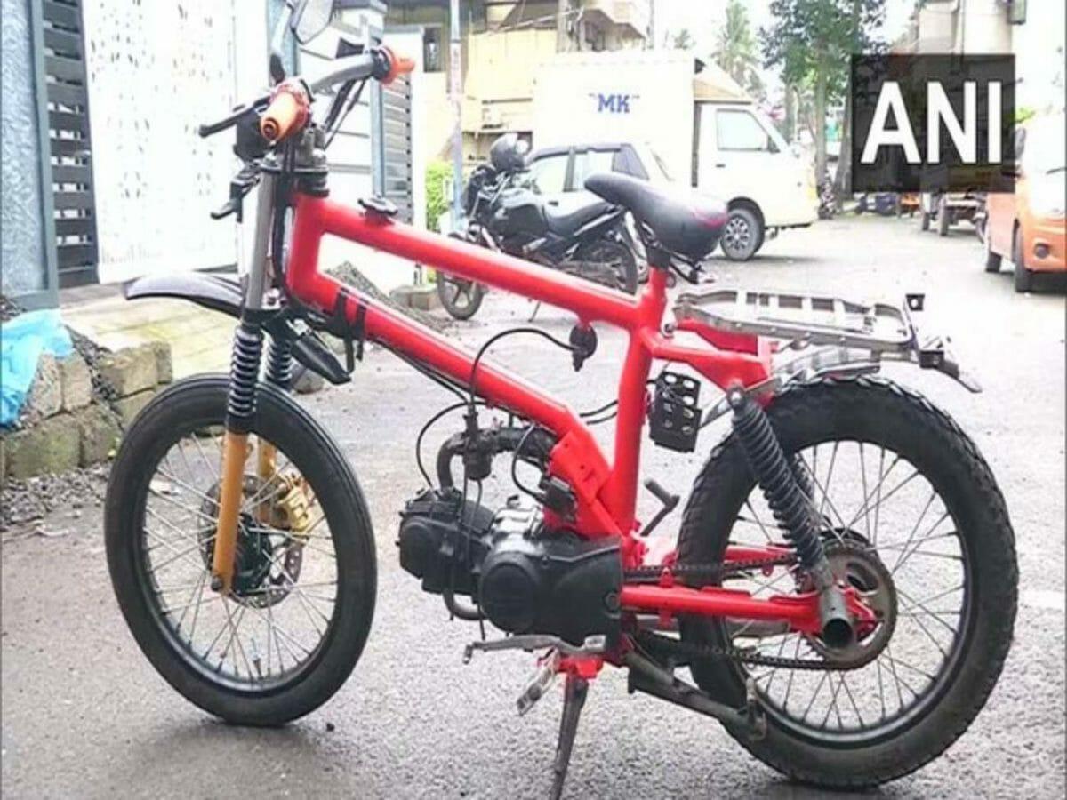 Innovative Light motorcycle